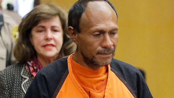 Illegal immigrant who killed Kate Steinle